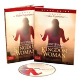 Kingdom Woman Group CURRICULUM DVD and Study Guide