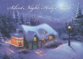 Winter's Night Deluxe Box Christmas Cards, Box of 20