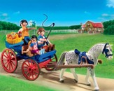 PLAYMOBIL ® Horse Drawn Carriage