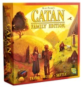 Catan, Family Edition Board Game