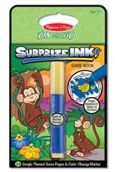 SurprizeINK!, Jungle, On the Go Activity Book