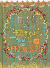 The Lord Is Faithful to All His Promises Journal