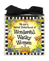 Wonderful Wacky Women Coasters