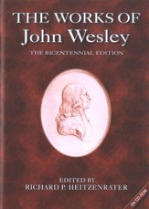 The Works of John Wesley: The Bicentennial Edition on CD-ROM