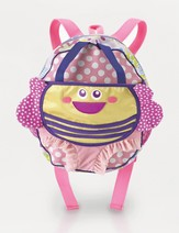 Baby Backpack Carry Case: Backpack and Doll Set