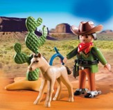 Playmobil Cowboy with Foal Accessory