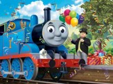 Thomas the Tank: Birthday Surprise, Boxed 24 Piece Puzzle