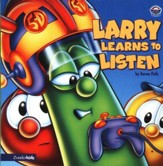 Larry Learns to Listen, A VeggieTales Board Book