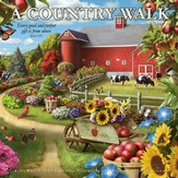 A Country Walk, 2016 Wall Calendar