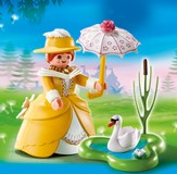 PLAYMOBIL ® Victorian Lady with Pond Accessory