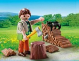 PLAYMOBIL ® Lumberjack Accessory