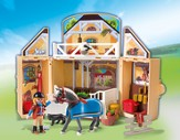 PLAYMOBIL ® My Secret Horse Stable Play Box