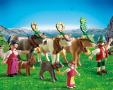 PLAYMOBIL ® Alpine Festival Procession