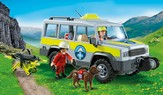 PLAYMOBIL ® Mountain Rescue Truck