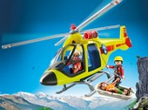 PLAYMOBIL ® Mountain Rescue Helicopter