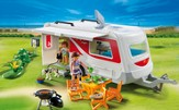 PLAYMOBIL ® Family Caravan