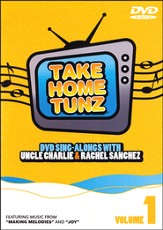 Take Home Tunz, Volume 1, DVD