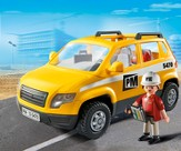PLAYMOBIL ® Site Supervisor's Vehicle