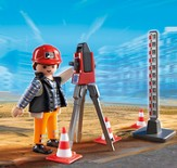 PLAYMOBIL ® Surveyor