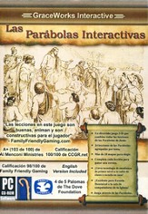 Las Parábolas Interactivas  (The Interactive Parables), CD-ROM