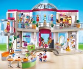 PLAYMOBIL ® Furnished Shopping Mall