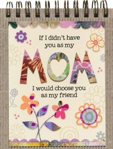 Mom Simple Inspirations Easel Book