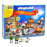 PLAYMOBIL ® Advent Calendar Fire Rescue Operation Playset