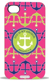 God is My Anchor iPhone 5 Case