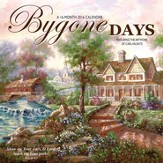 Bygone Days, 2016 Wall Calendar