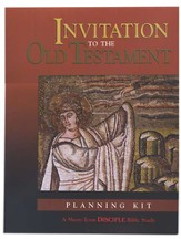 Invitation to the Old Testament - Planning Kit