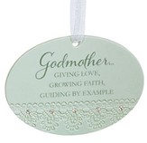 Godmother Giving Love Ornament