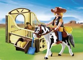 PLAYMOBIL ® Rodeo Horse with Stall