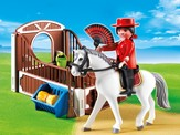 PLAYMOBIL ® Flamenco Horse with Stall
