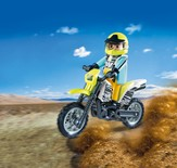 PLAYMOBIL ® Motocross Bike