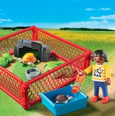 PLAYMOBIL ® Turtle Enclosure