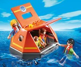 PLAYMOBIL ® Life Raft Playset