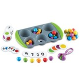 Mini Muffin Match Up, Math Activity Set