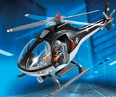 PLAYMOBIL ® Tactical Unit Helicopter Playset