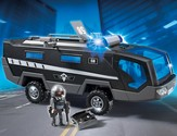 PLAYMOBIL ® Tactical Unit Command Vehicle Playset
