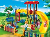 PLAYMOBIL ® Children's Playground Playset