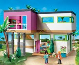 PLAYMOBIL ® Modern Luxury Mansion Playset