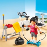 PLAYMOBIL ® Fitness Room Playset