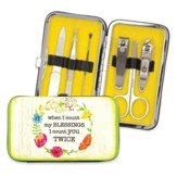 I Count You Twice Manicure Set