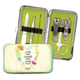 Live, Laugh, Love Manicure Set