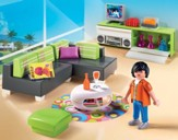 PLAYMOBIL ® Modern Living Room Playset