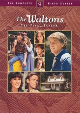 Waltons Season 9, DVD