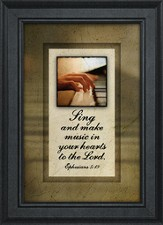 Sing and Make Music Framed Art