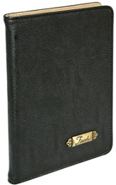Faith Journal, Black
