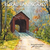 Rural Landscapes, 2016 Wall Calendar