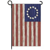 Betsy Ross Rustic Flag, Small